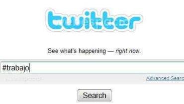 buscar trabajo en twitter
