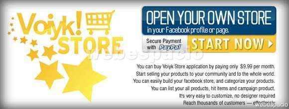 voyik store en facebook