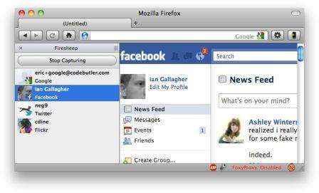 Firesheep entrar twitter facebook