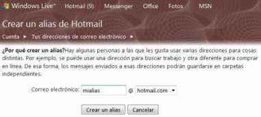 alias-hotmail
