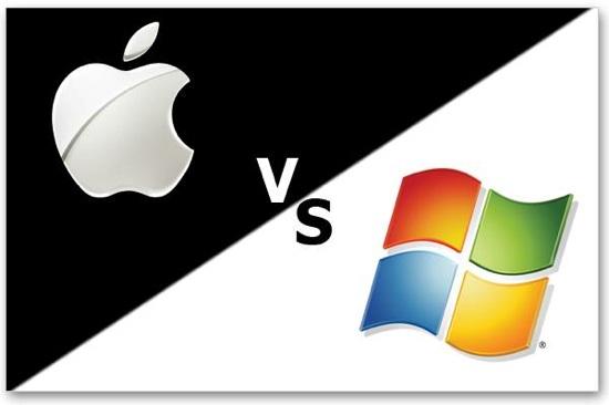 Apple vs Microsoft