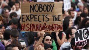 las protestas en las redes sociales
