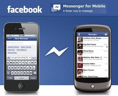 Facebook cierra app  de mensajería Beluga
