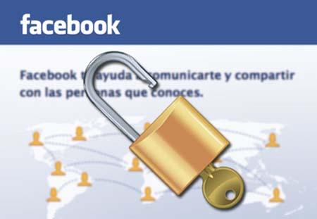 facebook seguridad perfil