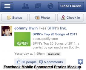 ¿Llegará la publicidad a Facebook móvil en 2012?