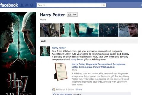 Los temas más populares en Facebook el 2011