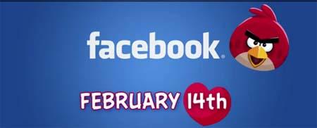 Angry Birds en Facebook
