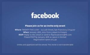 ¿Qué anunciará Facebook este miércoles en conferencia de prensa?