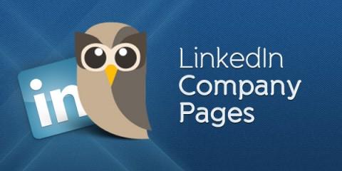 HootSuite administrar páginas de empresas LinkedIn