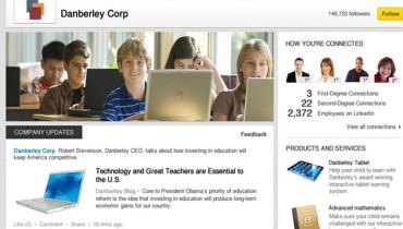 Nuevo diseño de páginas de empresas en LinkedIn