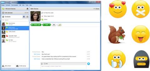 Enviar mensajes a tus contactos de Messenger desde Skype