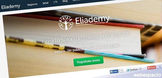cursos gratis en Eliademy