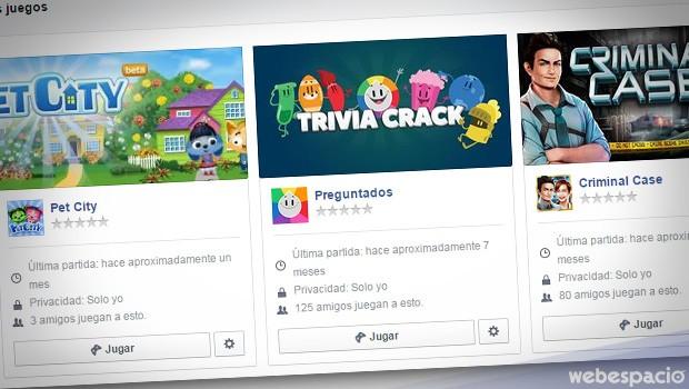 juegos facebook