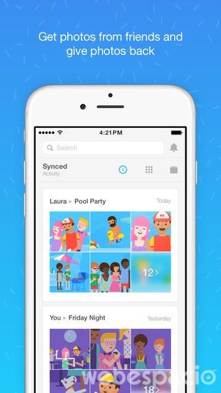 moments-nueva-aplicacion para compartir fotos
