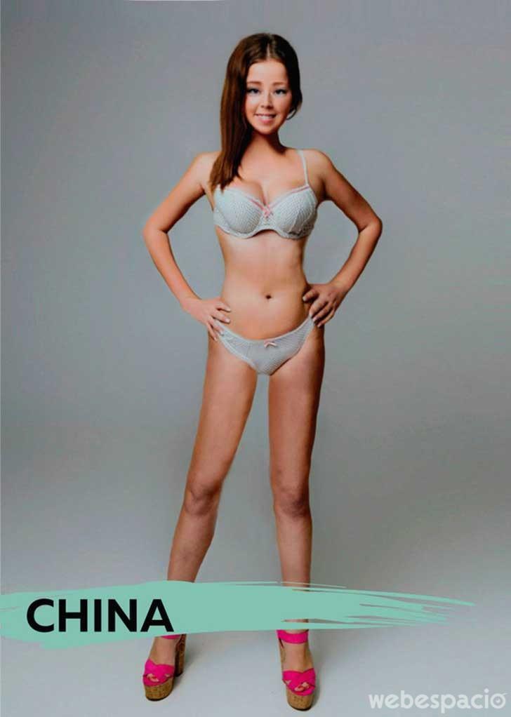 mujer ideal en china