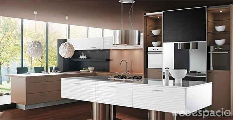mueble-de-cocina-marron