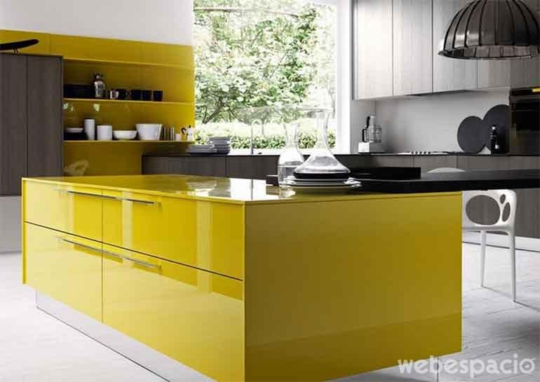 mueble-de-cocina-mostaza