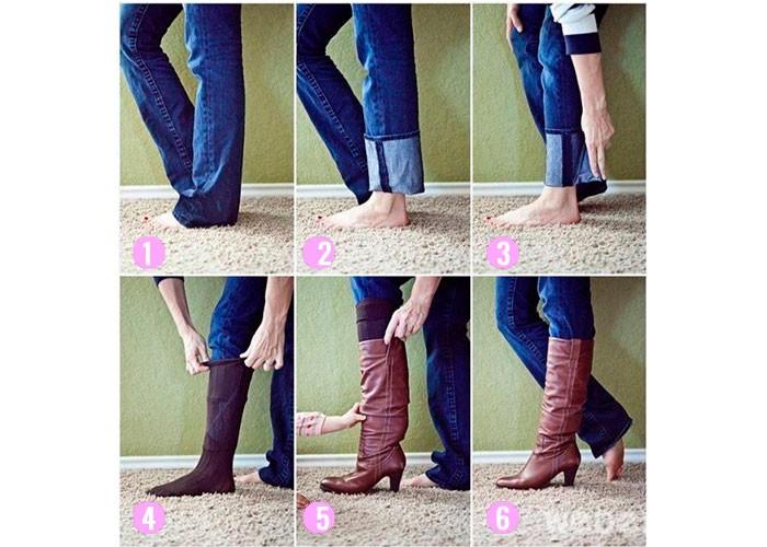 como-usar-botas-altas