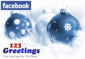 123Greetings eCard facebook