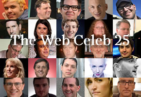 the web celeb 25