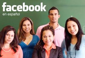 Facebook en español