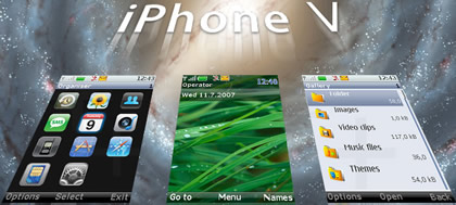 tema iphone nokia
