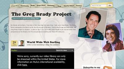 diseño web vintage