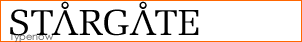 Star Gate Font