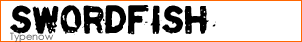 Swordfish Font