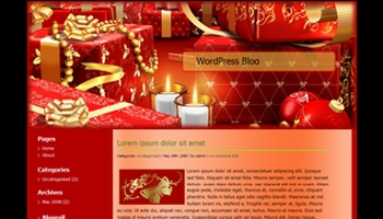 christmas-wordpress 40+ Themes WordPress con Motivos Navideños