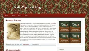 christmascambledyne 40+ Themes WordPress con Motivos Navideños