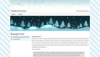 iceburgg 40+ Themes WordPress con Motivos Navideños