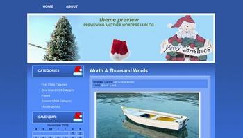 merrychristmas2 40+ Themes WordPress con Motivos Navideños