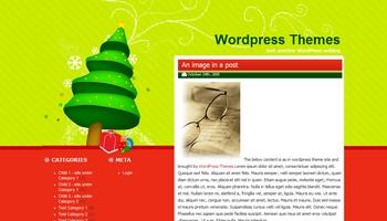 newyearseve 40+ Themes WordPress con Motivos Navideños