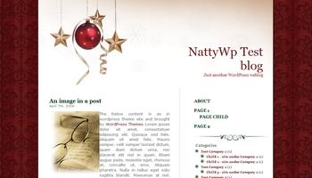 stephenliu1 40+ Themes WordPress con Motivos Navideños