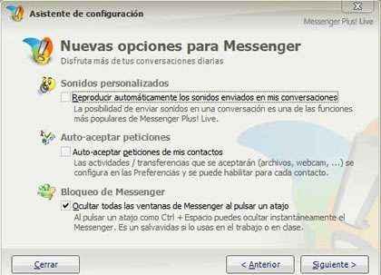 instalacion messenger