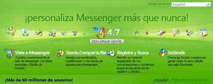 messenger plus live