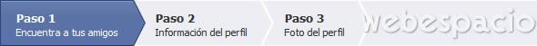 pasos configuracion facebook