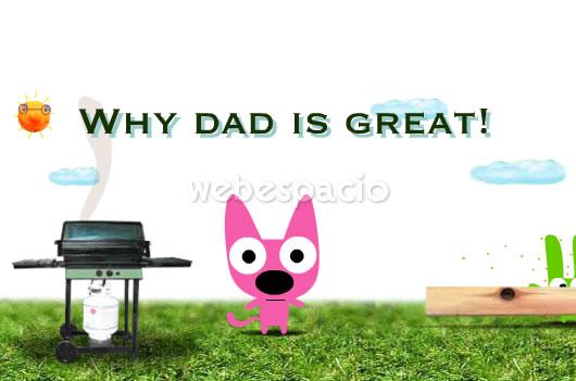 tarjeta mi papa es el mejor