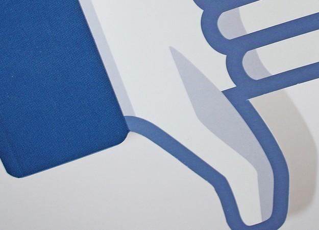 denunciar un abuso en Facebook