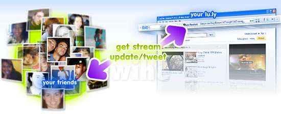 facebook twitter navegador
