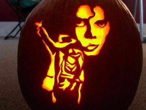 michael-jackson-tribute-pumpkin-face