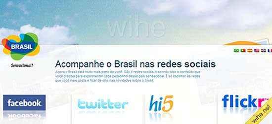 brasil redes sociales