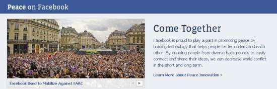 peace.facebook