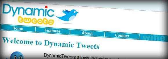 dynamic tweets