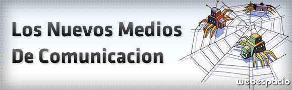 nuevos medios comunicacion web 2.0