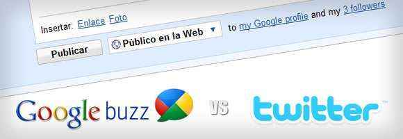 google buzz vs twitter