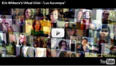 Cuelga video de coro virtual con 250 cantantes en Youtube