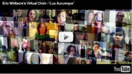 Cuelga video de coro virtual con 250 cantantes en Youtube