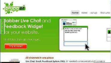 Instala un chat para tu sitio Web con Plupper.com